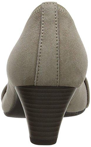 Gabor Shoes (Wallace), Escarpins Bout Fermé Femme - Beige (Visone)