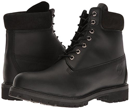 Timberland Mens 6  Premium Boot Af 6 Inch Black Size  7 5 UK