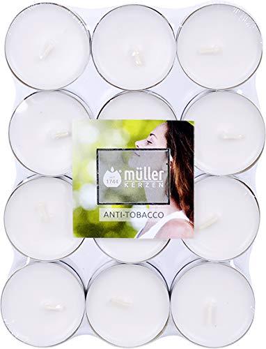 Müller Kerzen Kerze, Weiß, 1.5 x 3.8 cm