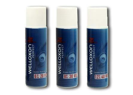 Wella Welloxon Perfect 12% 60 ml (12 Haar-farbe)