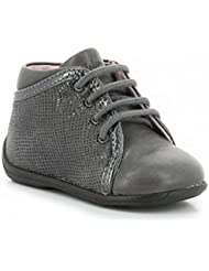 Bottines fille Odyssee gris