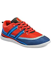 Yepme Men's Multi-Coloured Synthetic Casual Shoes