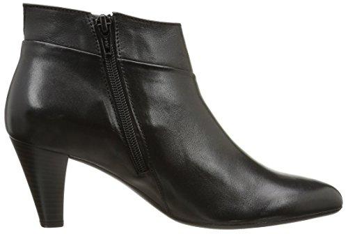 Gabor Birdy, Bottines Femme Noir (black Leather)