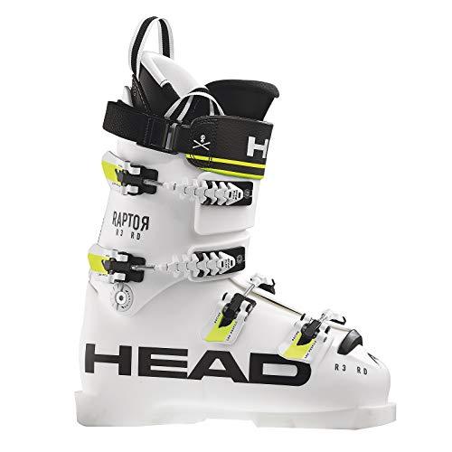 HEAD – Skischuhe Raptor R3 RD White – Herren – Weiß, weiß, 27.5