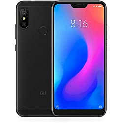 "Xiaomi Mi A2 Lite - Smartphone de 5.84"" (Octa-Core 2.0 GHz, RAM de 4 GB, Memoria de 64 GB, cámara de 12+5 MP, Android 8.1) Color Negro"