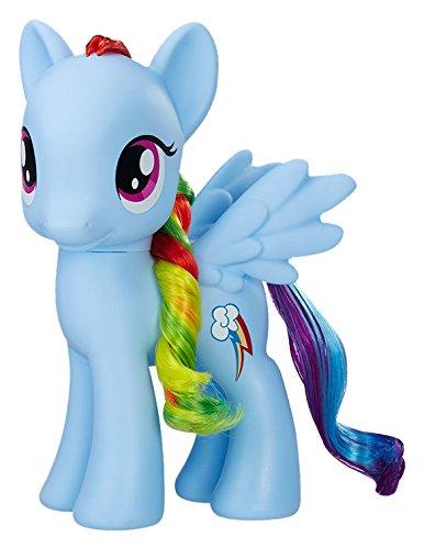 ainbow Dash – 20cm Figur mit Kamm (Pony Dash)