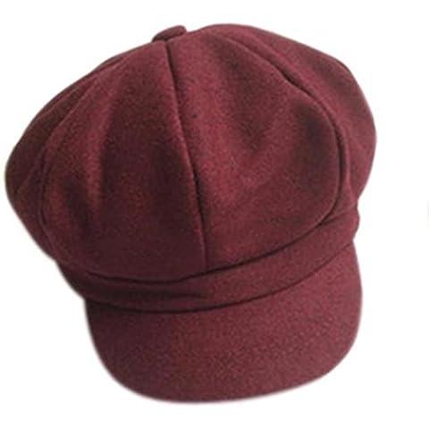 ✽Internet✽ Sombrero infantil del casquillo de la boina de la b