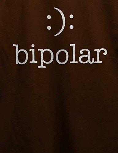 Bipolar T-Shirt Braun