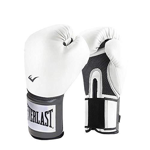 BUDBYU Boxhandschuhe, männliche Boxsanda Training Muay Thai Fighting Free Fighting Handschuhe, professionelle Sandsack Mitten Fitness Beschützer