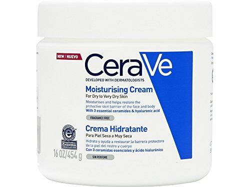Cerave Crema Hidratante Boquilla 454g
