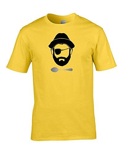 Wilson de Cuchara y - Cult Serie de televisión para Hombre T-Shirt Inspirado en un Soldado Imperial