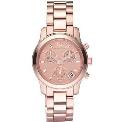Reloj Michaël Kors MK5430 de mujer de cuarzo con correa de acero inoxidable rosa de Michael Kors