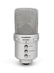 Samson G-Track USB Studiomikrofon – Testbericht
