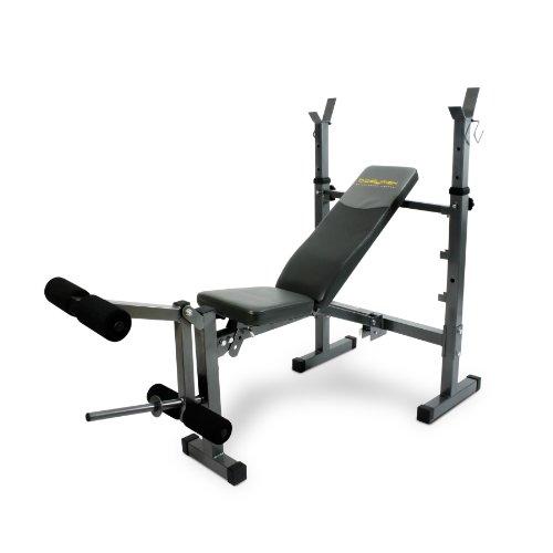 Bodymax CF342Banc de musculation pliable compact