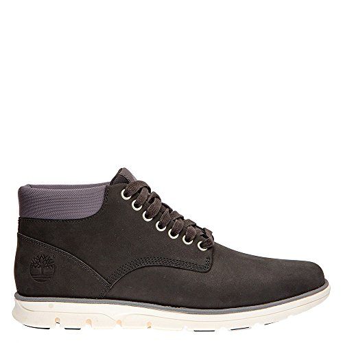 Timberland Herren Bradstreet Leather Sensorflex Chukka Boots, Schwarz (Black Nubuck), 40 EU
