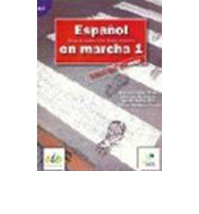 Espanol En Marcha: Cuaderno De Ejercicios + CD 3 (Espanol en Marcha) (Mixed media product)(Spanish) - Common