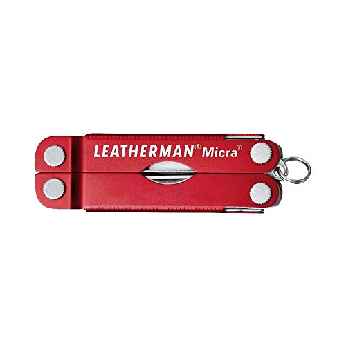 Leatherman Micra Multifunktionswerkzeug red