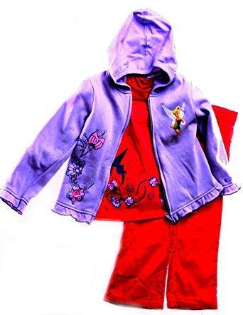 Disney Fairies Tinkerbell Kleinkind M?dchen 3Pc Set