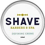 The Shave Club | CERA DE PELO Para Hombre DEFINING CREAM. De Fijacion MUY FUERTE, Agrega Textura y Control a Tu Cabello. Ideal para CABELLOS REBELDES. 100 ML