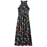ميلا لندن فستان كاجوال للنساء مقاس 10 UK، متعدد الالوان