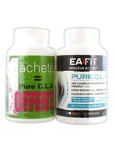 Pure 90 Cap (Eafit Pure CLA-Active Slimness 2 x 90 Gel-Caps Including 1 Free)