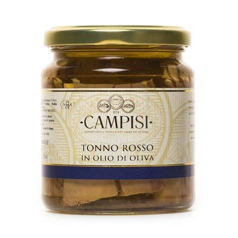 TIPILIANO | Tonno Rosso in olio di oliva | 300 gr.