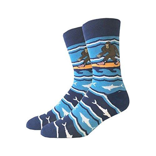Surfen Bigfoot One Size passt die meisten Crew-Socken