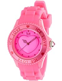 Ice-Watch Armbanduhr ice-Love Small Rosa LO.PK.S.S.10