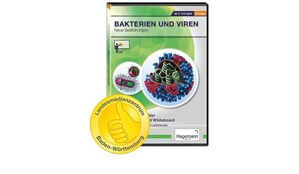 Bakterien und Vieren - neue Bedrohungen - Interaktive Tafelbilder ...