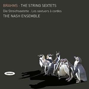 Brahms - String Sextets Nos 1 & 2