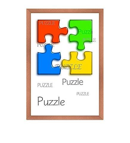 Cadre à puzzle / photo