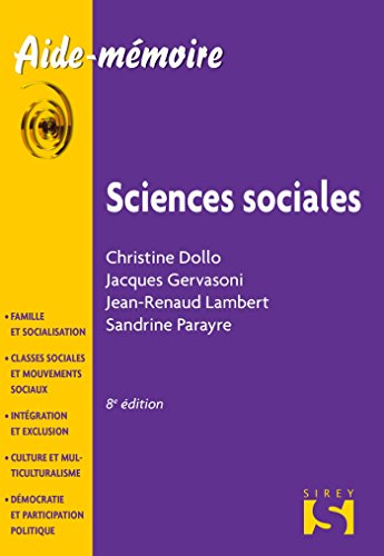 Sciences sociales