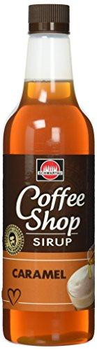 Schwartau Coffee Shop Caramel, Kaffeesirup, 6er Pack (6 x 650 ml Flasche)