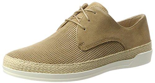 Caprice Damen 23503 Sneaker, Beige (Desert Suede), 40 EU