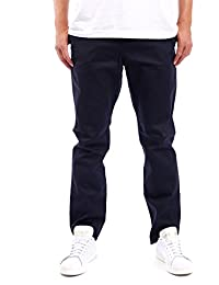 Club Pant dark navy rigid