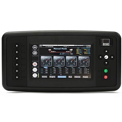 DSE8003 MKII 17,8 cm (7 Zoll) Tiefsee-Elektronik - Graphisches Farb-Multi-Set mit Fernbedienung DSE 8003-02 MKII 7 Zoll - Original - 1 Jahr Garantie -