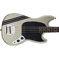 Stripes Sticker Vinyl Body Guitar & Bass Pegatinas Vinilo Para Guitarra (negro)