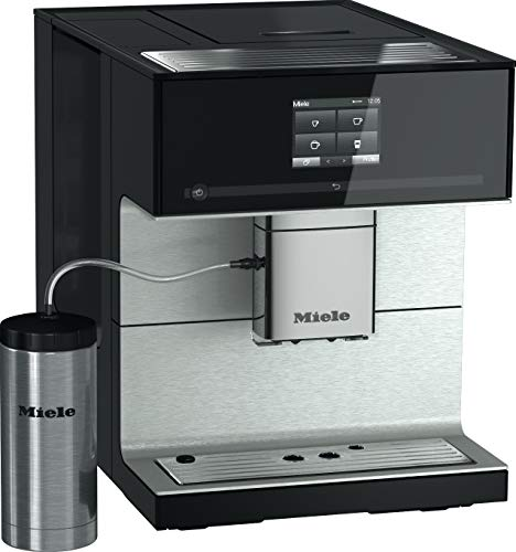 Miele 11025060 CM 7350 Kaffeevollautomaten, schwarz