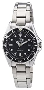 Time Piece Damen-Armbanduhr XS Sporty Analog Quarz Edelstahl TPLA-30174-24M