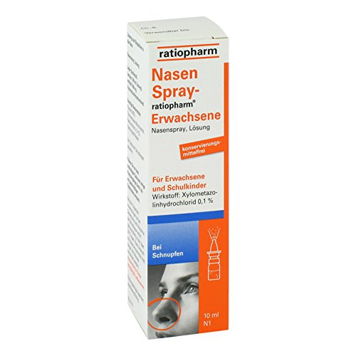 NasenSpray-ratiopharm Erw 10 ml