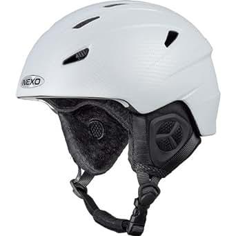 Nexo LR-H-05 Casque de ski Carbon Dekor M
