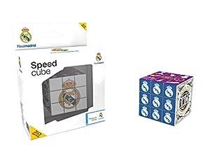 KICK OFF GAMES Cubo del Real Madrid CF (Versión 3X3) (Producto Oficial Licenciado)