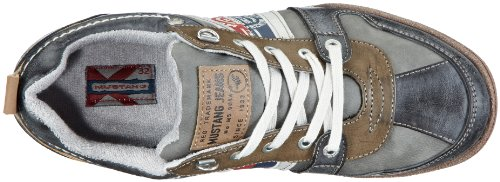 Mustang Herren Sneakers Grau (grau 2)