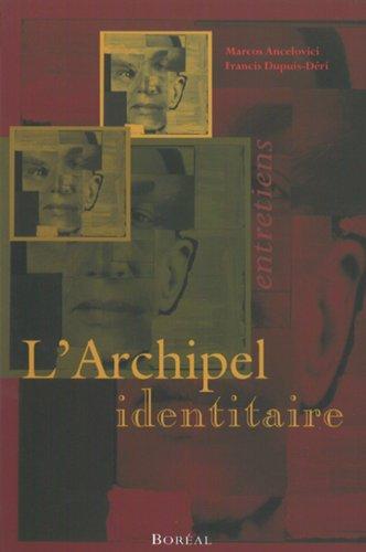 L'archipel identitaire: Recueil d'entretiens sur l'identité culturelle