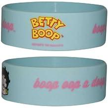 Betty Boop - Boop A Doop - Braccialetto in silicone - Wristbands - Larghezza: 24mm, Diametro: 65mm, Spessore: 1mm