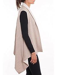 Dalle Piane Cashmere, capa en mezcla de cachemira para mujer