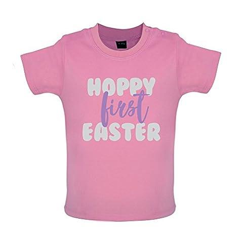 Hoppy First Easter - T-shirt bébé - Rose - 6 à 12 mois