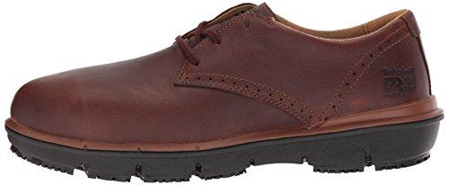 Timberland Pro Mens BOLDON Ox Al SDP Brown Shoe  6 5 2E UK  Dark Brown