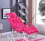 Desy salón silla cojines silla mecedora cojín reposacabezas cojines Fold Pan Mat (no incluir la silla) 4
