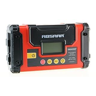 Absaar 062083 Multifunktions Jump Starter 10400 mAH